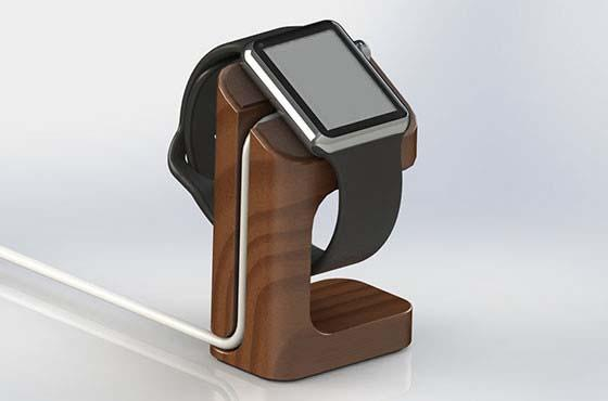 DODOcase Charging Station for Apple Watch