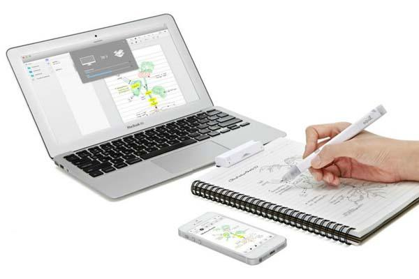 Equil Smartpen 2 Digitizes Your Handwrting and Painting