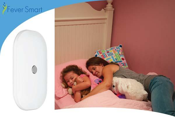 Fever Smart A Smart Thermometer for Kids