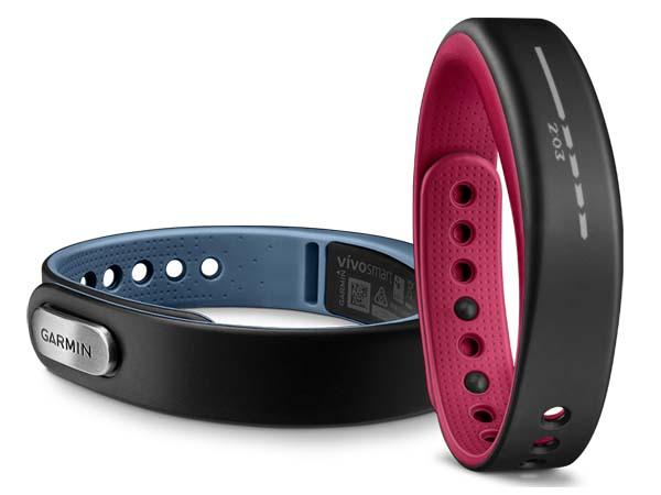 Garmin Vivosmart Fitness Tracker with Smartwatch
