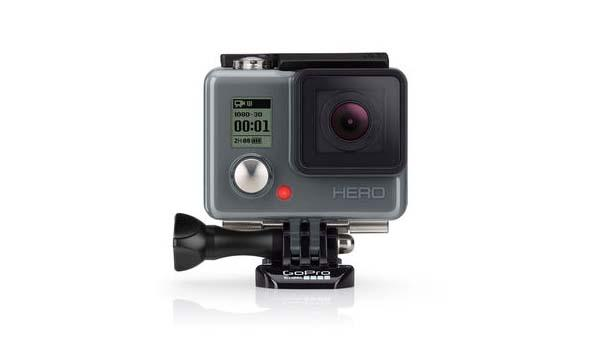 GoPro HERO Action Camera Announced