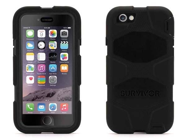 Griffin Survivor All-Terrain iPhone 6 Plus and iPhone 6 Cases