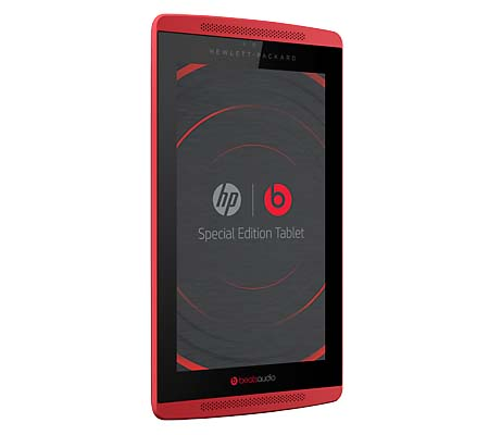 HP Slate 7 Beats Special Edition Android Tablet