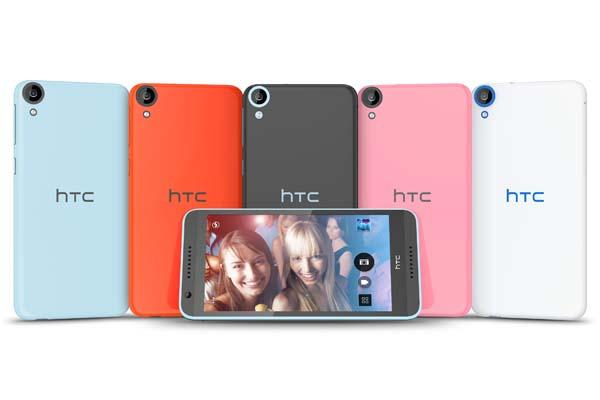 HTC Desire 820 64-Bit Android Phone