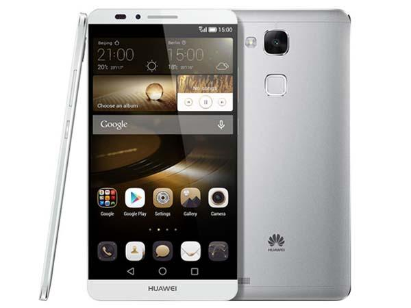 Huawei Ascend Mate7 Android Phone Announced