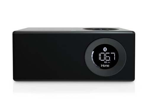 iHome iBN10 Bluetooth Speaker with FM Radio