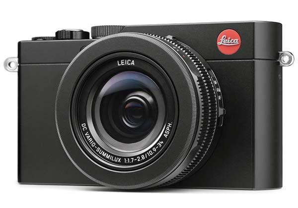 Leica D-LUX (Type 109) Premium Compact Camera Announced
