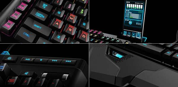 Logitech G910 Orion Spark RGB Mechanical Gaming Mouse
