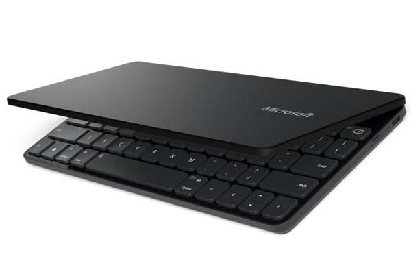 Microsoft Universal Mobile Keyboard Announced