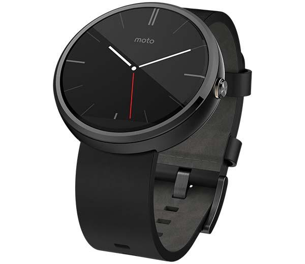 Motorola Moto 360 Smart Watch Launched