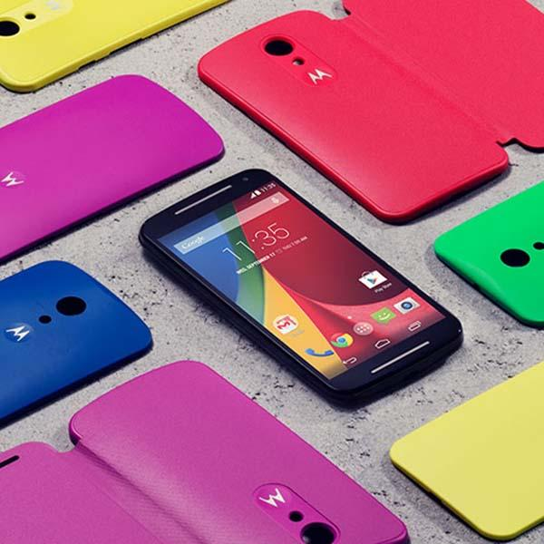 New Motorola Moto G Android Phone