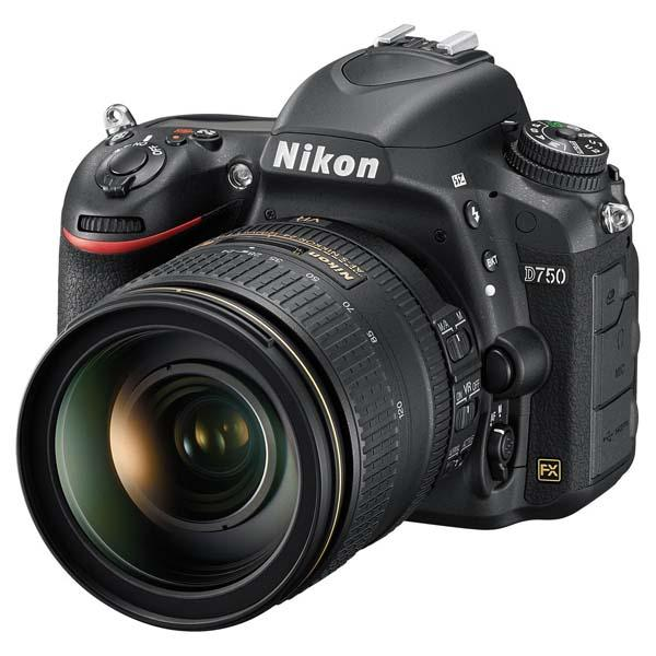 Nikon D750 Full-Frame DSLR Camera Announced