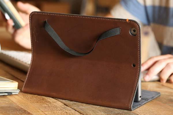 Pad&Quill Luxury Oxford iPad Air Case