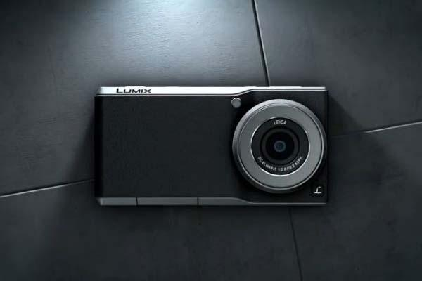 Panasonic LUMIX DMC-CM1 Communication Camera Unveiled