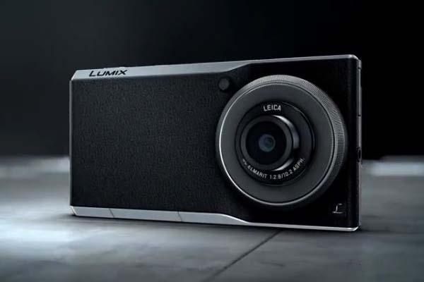 Panasonic LUMIX DMC-CM1 Communication Camera
