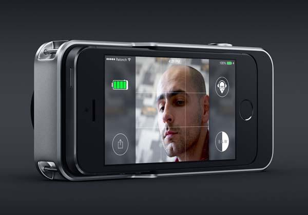 Relonch Camera for iPhone 5 and iPhone 6