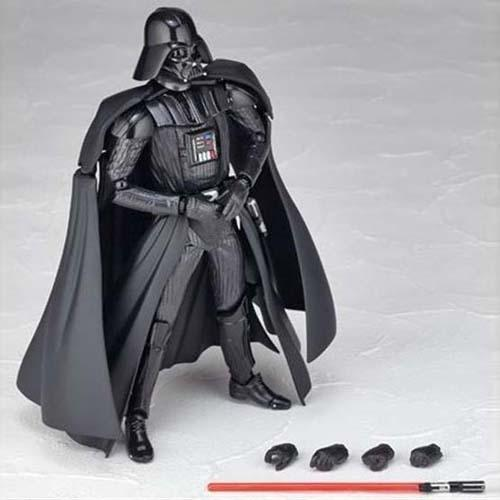 Revolttech Star Wars Darth Vader Action Figure
