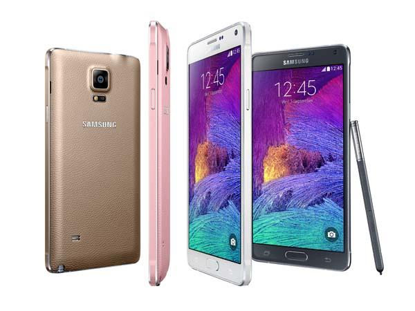 Samsung Galaxy Note 4 Android Phone Announced
