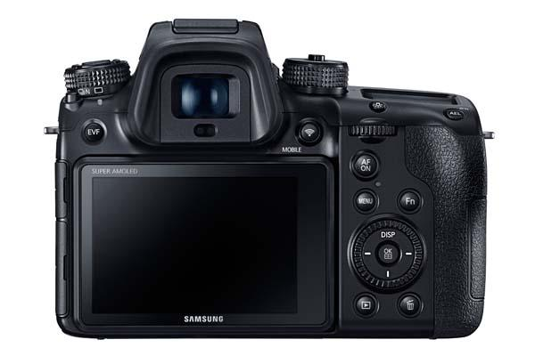 Samsung NX1 Interchangeable Lens Mirrorless Camera