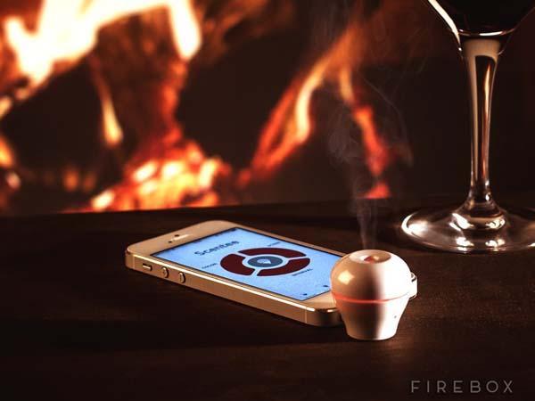 Scentee Aroma Diffuser for Smartphone