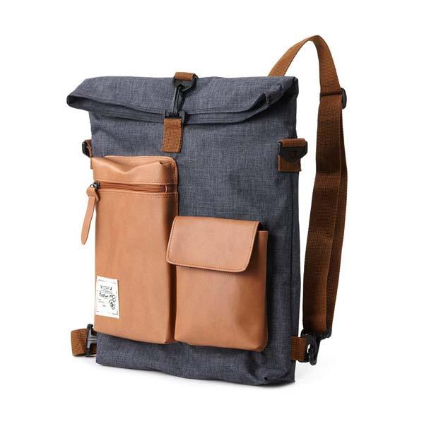 Slander City Handmade Backpack