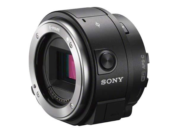 Sony QX1 Lens-Style Interchangeable Lens Mirrorless Camera