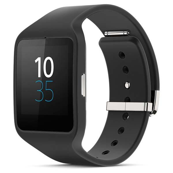 Sony SmartWatch 3 Smart Watch Announced