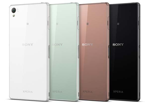 Sony Xperia Z3 and Z3 Compact Android Phones Announced