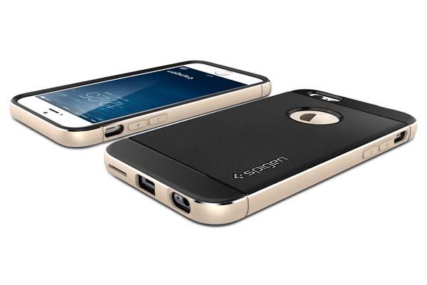 Spigen Neo Hybrid Metal iPhone 6 Case