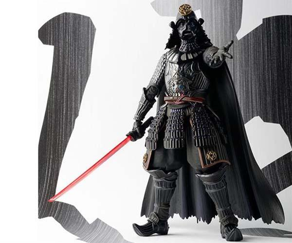 Star Wars Samurai Darth Vader Action Figure