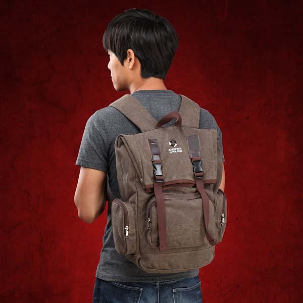 The Bag of Holding Inspired Backpack