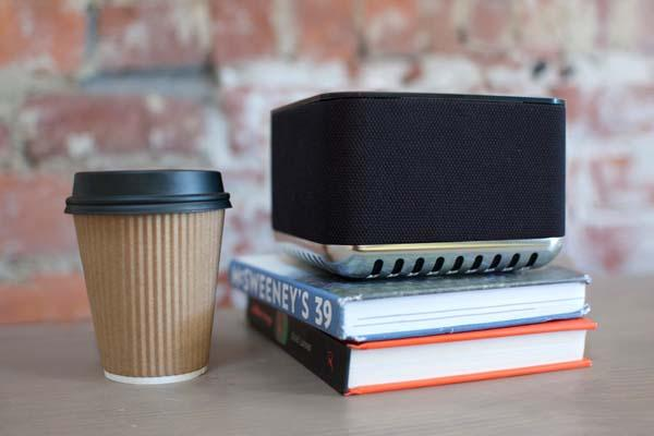 The Core Portable Bluetooth Speaker