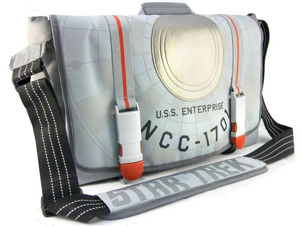 The Star Trek Enterprise Inspired Messenger Bag