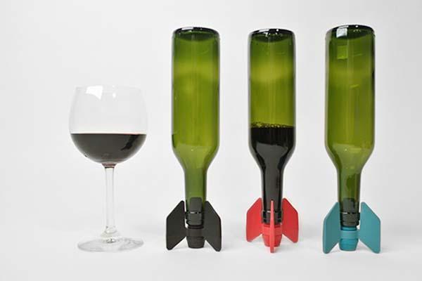Torpedo Wine Stopper