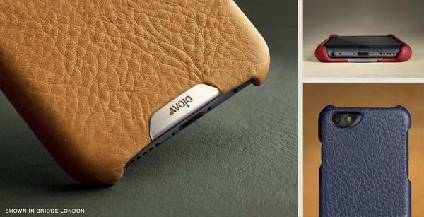 Vaja Grip Customizable iPhone 6 Plus and iPhone 6 Leather Cases