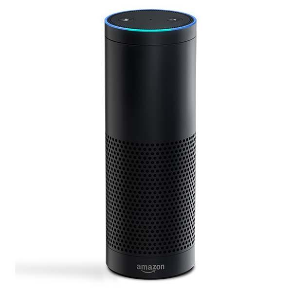 Amazon Echo Voice Controlled Home Assistant and Wireless Speaker