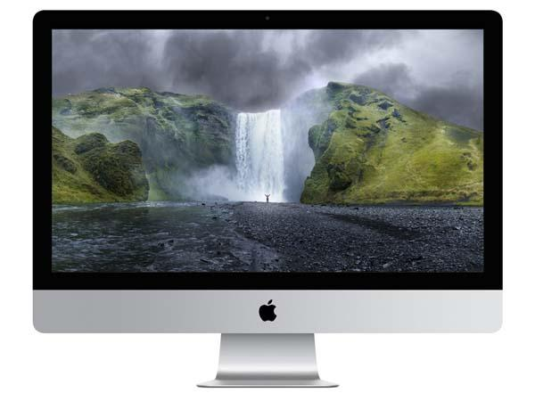 Apple iMac with Retina 5K Display Announced