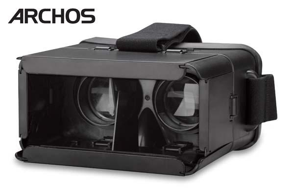 Archos VR Glasses VR Headset Announced