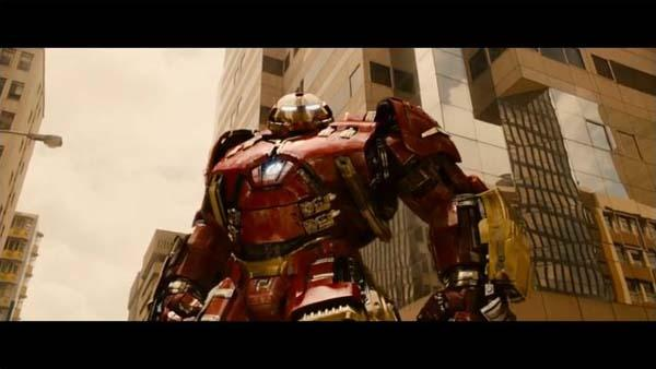 Avengers: Age of Ultron Movie Trailer Leaked