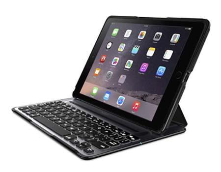 Belkin QODE Ultimate Pro iPad Air 2 Keyboard Case