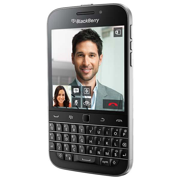 BlackBerry Classic Smartphone Now Available for Preorder