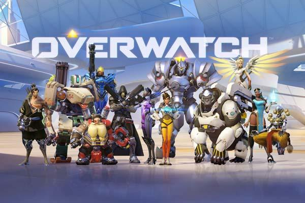 Blizzard Overwatch Game Trailer and All Characters Gameplay Trailer