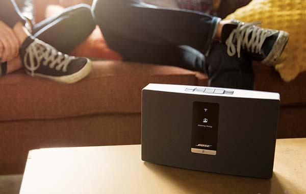 Bose SoundTouch Portable Series II Wireless Speaker System