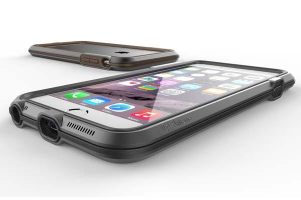 [BRIC+]xtreme Aluminum iPhone 6 Plus and iPhone 6 Cases