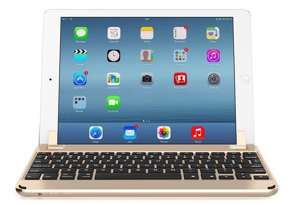 Brydge BrydgeAir iPad Air 2 Keyboard Case with Stereo Speakers