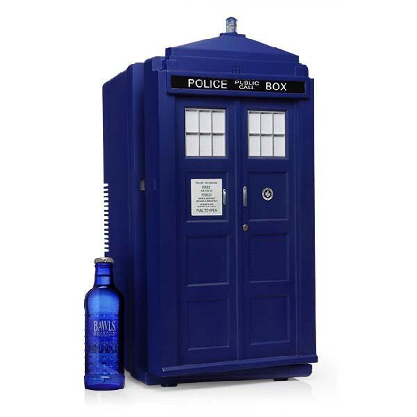 Doctor Who Large TARDIS Fridge