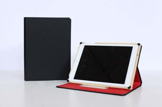 DODOcase Classic Black iPad Air 2 Case