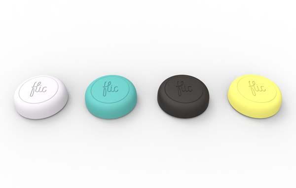 Flic Wireless Smart Button for Smartphones