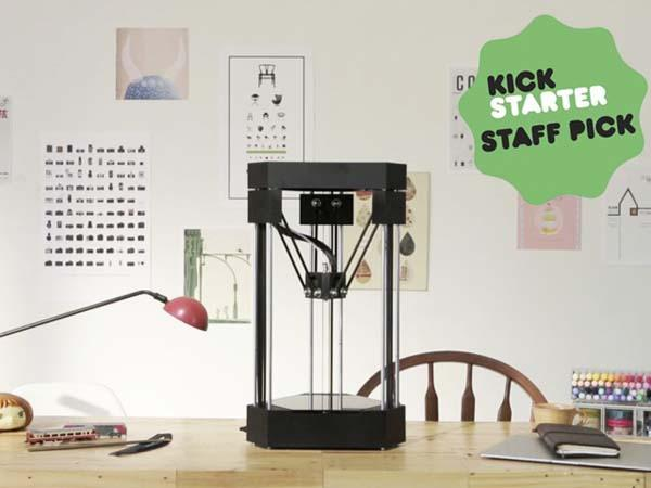 Flux All-in-One 3D Printer with 3D Scanner and Laser Engraver