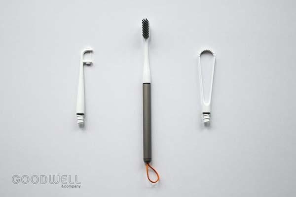 Goodwell Open Source Smart Toothbrush